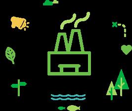 Ativação e envolvimento da comunidade industrial