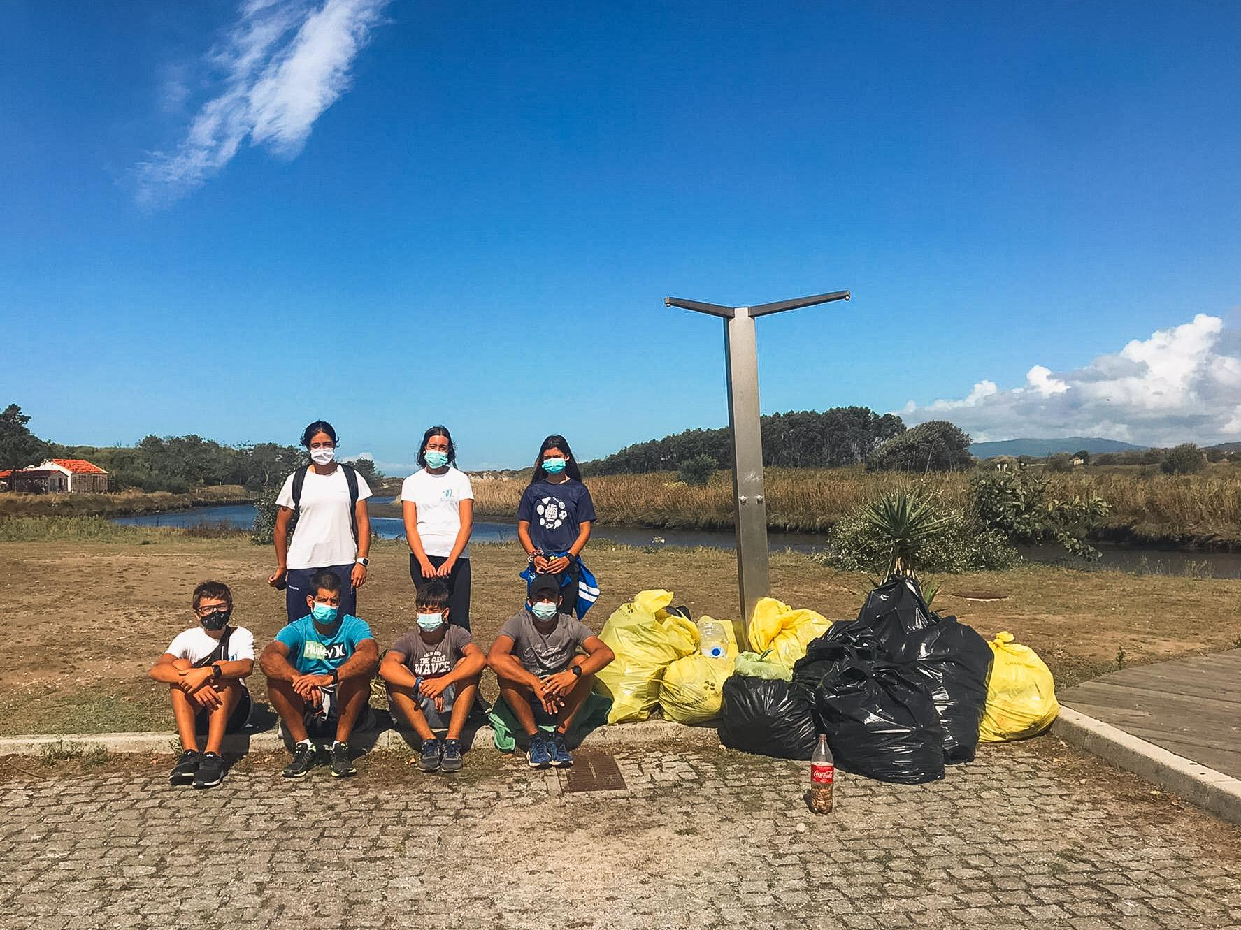 Dia Internacional da Limpeza Costeira